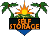 California Self Storage & Penske Santa Cruz Logo