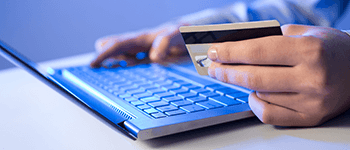 Make online payments